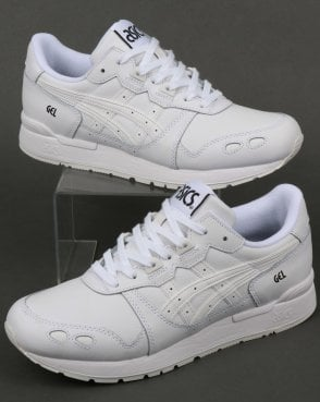 Asics Gel-Lyte Trainers White/White