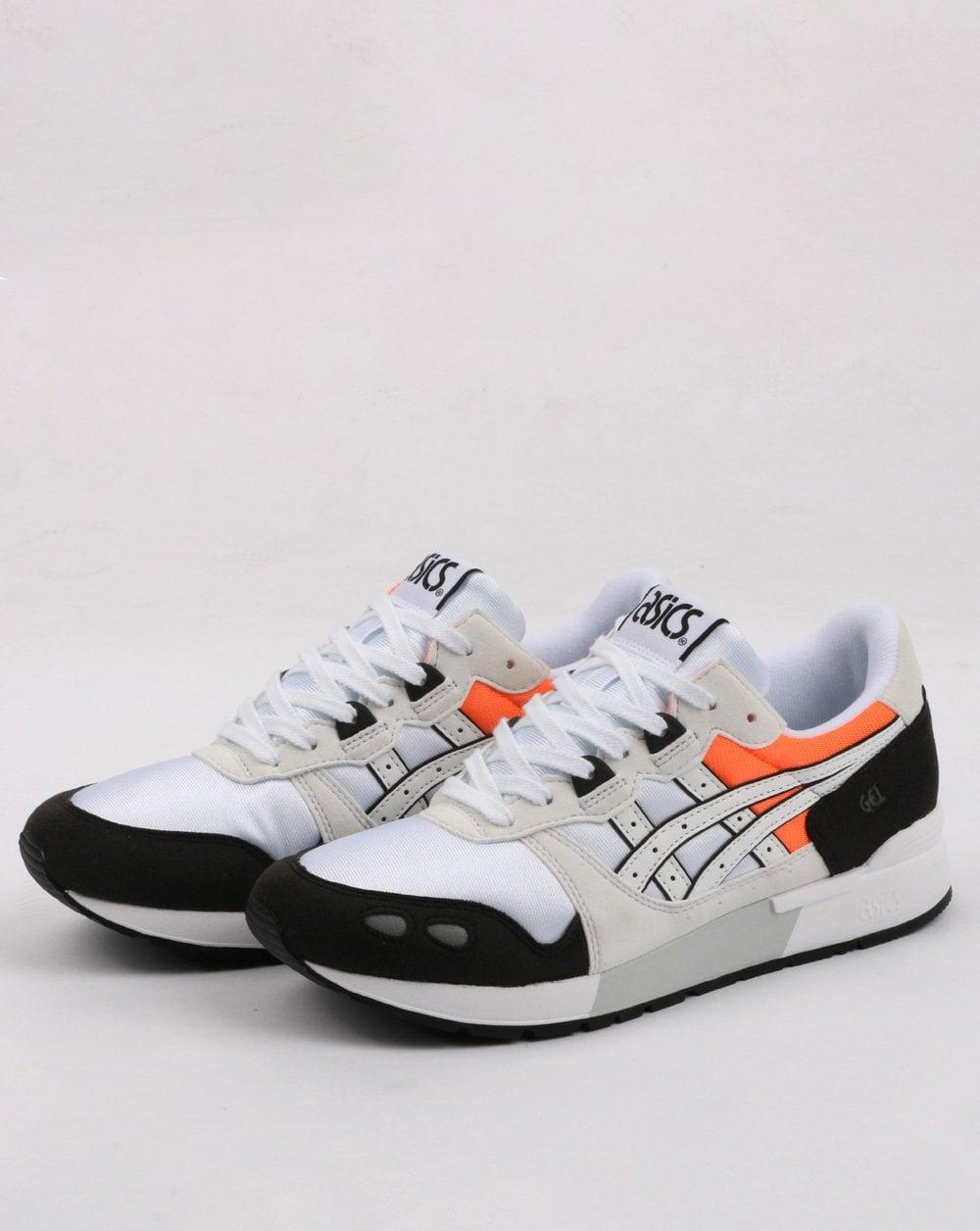 Asics Gel-lyte Trainers White/orange