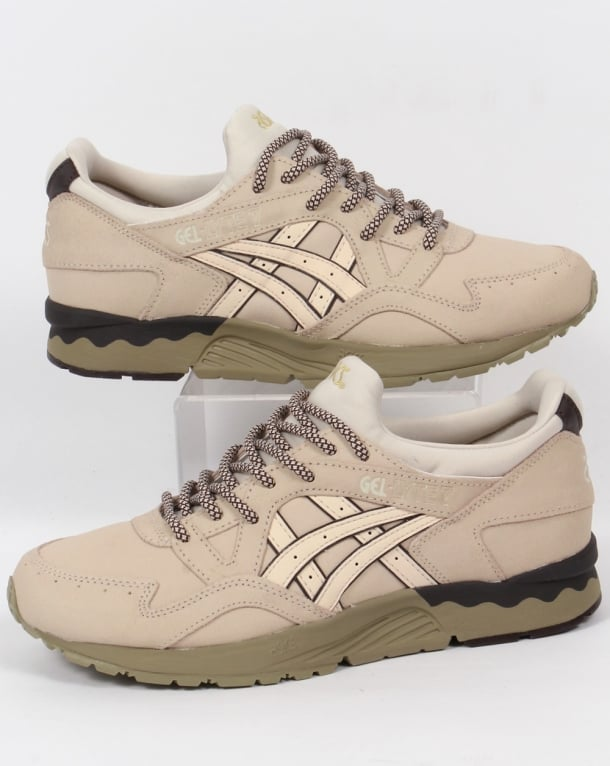 Asics Gel Lyte V Trainers Birch