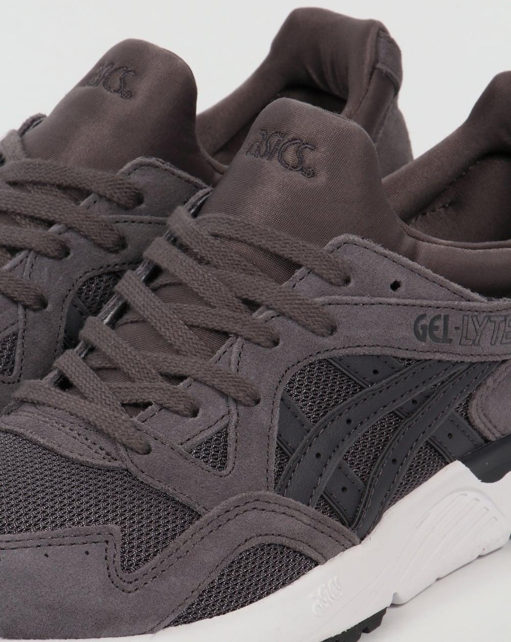 Asics Gel Lyte V chaussures carbon/dark grey u8cuTshX3