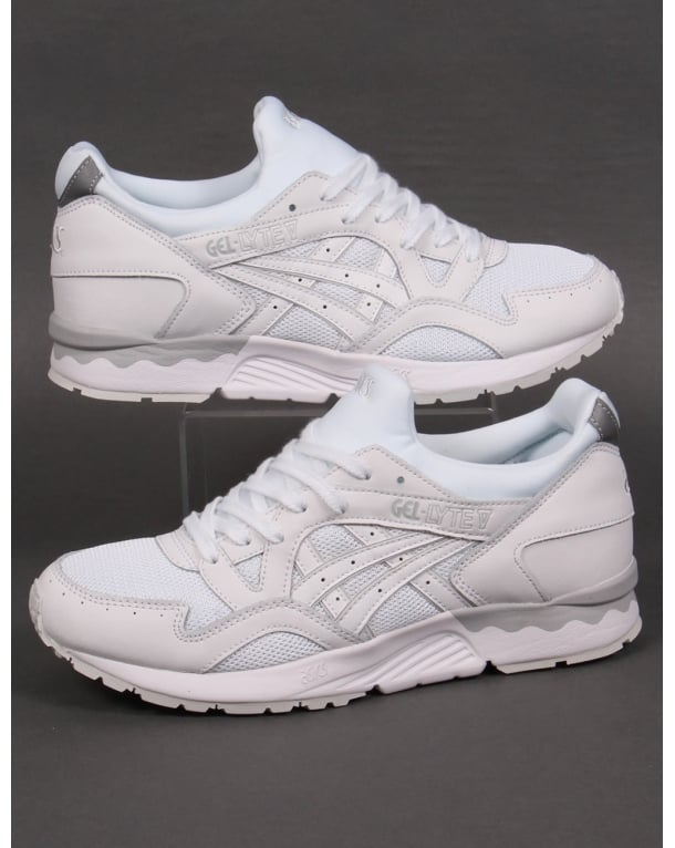 Asics Gel Lyte V Trainers White/white