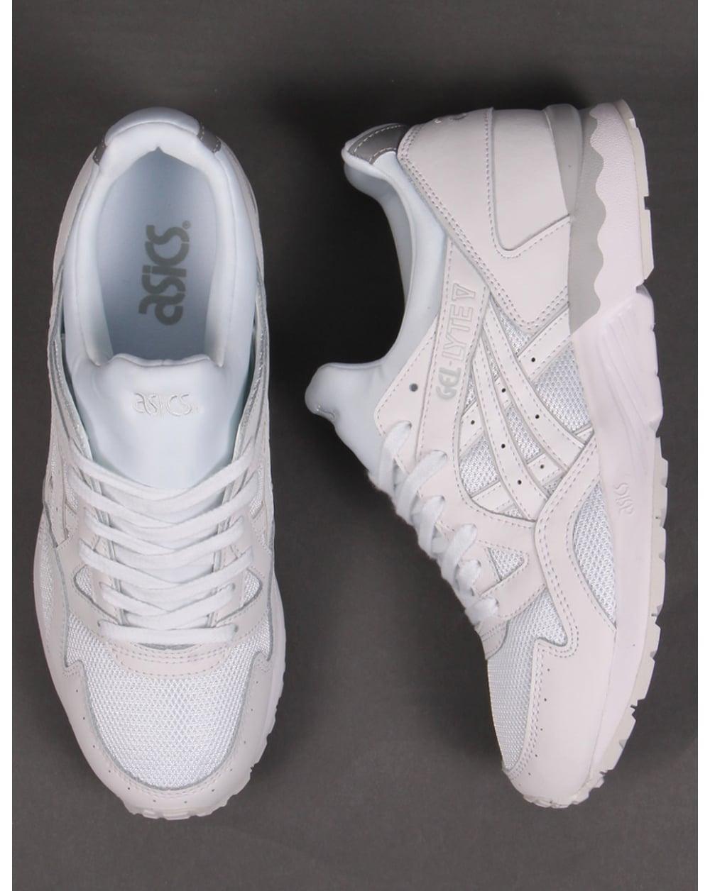 sale retailer 3d013 4e281 Asics Gel Lyte V Trainers White/white