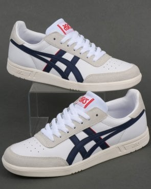Asics Gel-Vickka TRS Trainers White/Navy