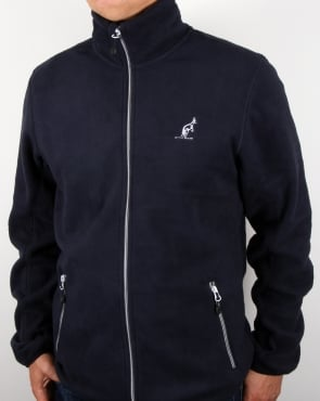 Australian By Lalpina Full Zip Fleece Navy