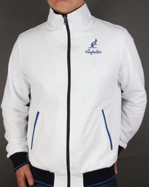 Australian By Lalpina Pique Track Top White