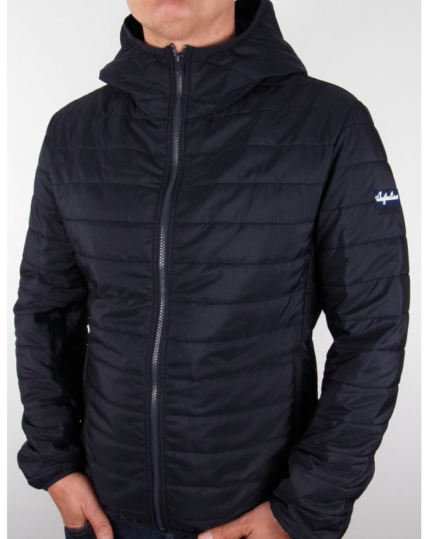 Australian By Lalpina Quilted Jacket Dark Navy