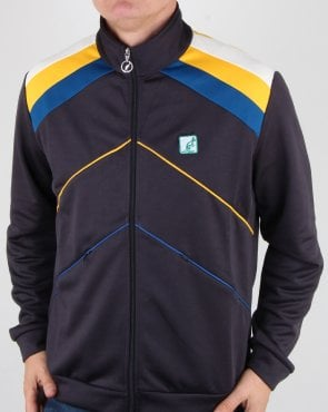 Australian By Lalpina Shoulder Panel Track Top Navy