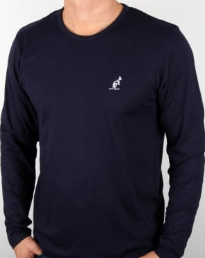 Australian By Lalpina Small Logo T Shirt Navy