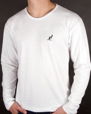 Australian By Lalpina Small Logo T Shirt White
