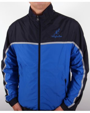 Australian By Lalpina Split Tracksuit Navy/royal