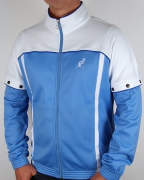Australian By Lalpina Australian Lalpina Bex Track Top White/Blue