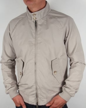 Baracuta G9 Hastings Harrington Jacket Dusty