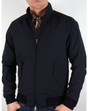 Baracuta G9 Modern Classic Harrington Navy Blue