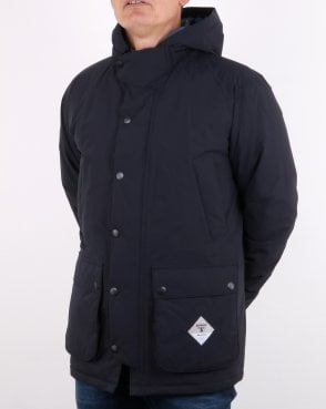 Barbour Beacon Fell Jacket Navy