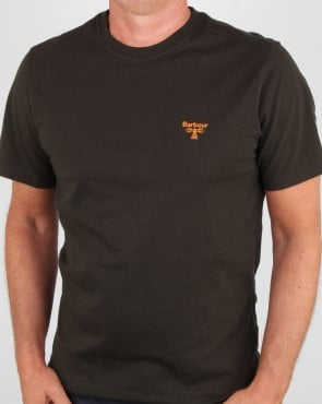 Barbour Beacon T-shirt Forest Green