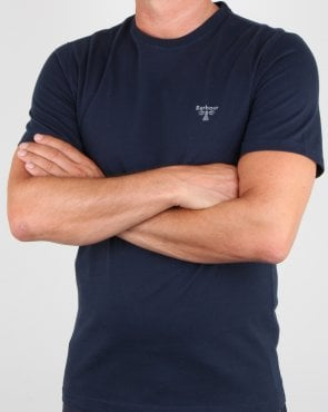 Barbour Beacon T-shirt New Navy