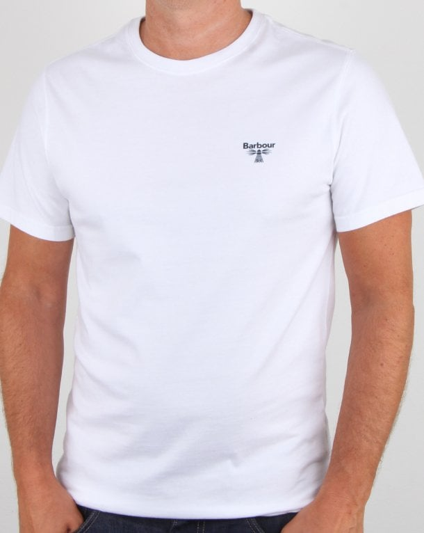 Barbour Beacon T-shirt White