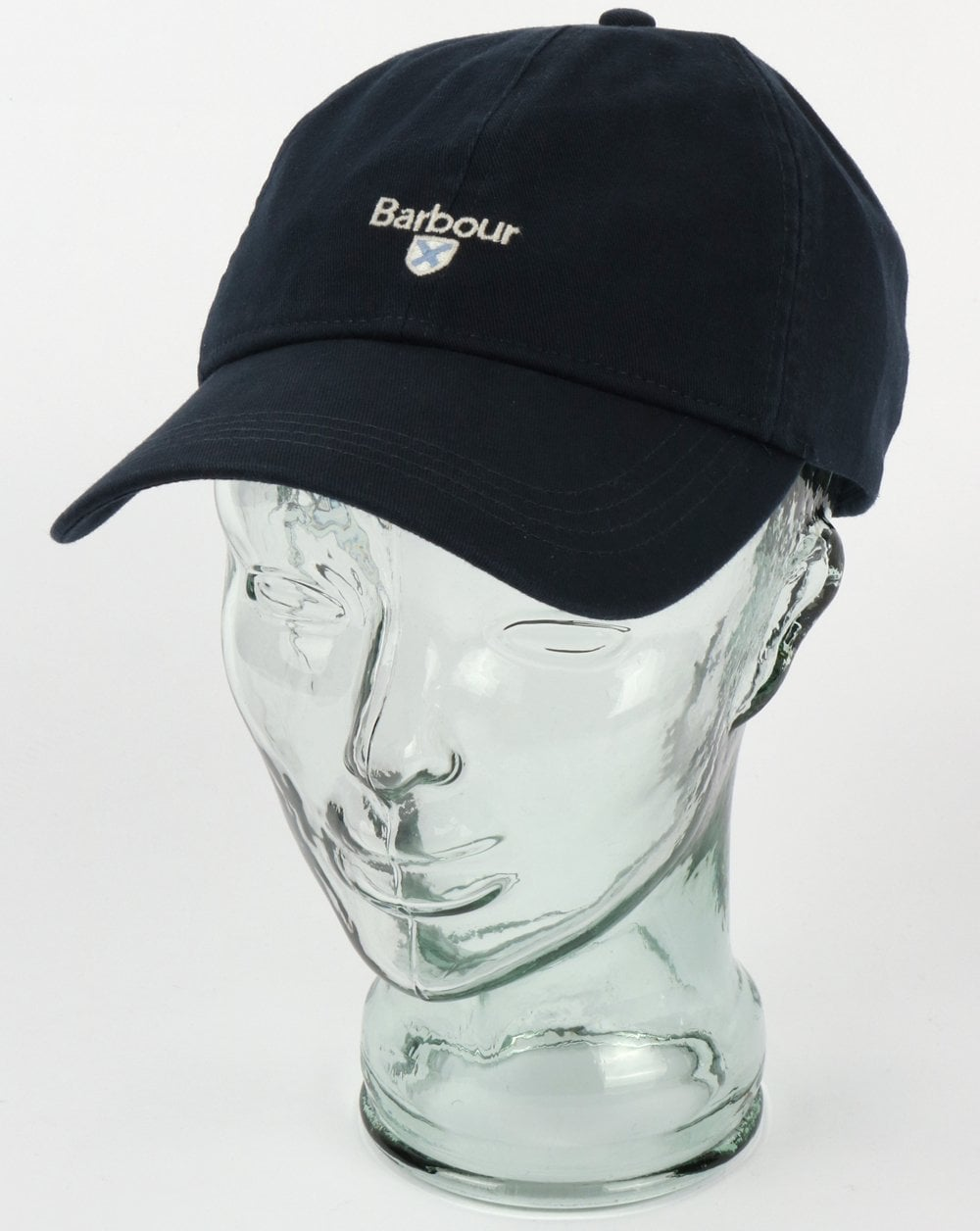 Barbour Cascade Baseball Cap Navy 38f1115c0528