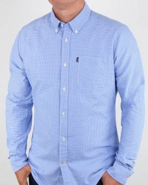 Barbour Endsleigh Oxford Shirt Blue
