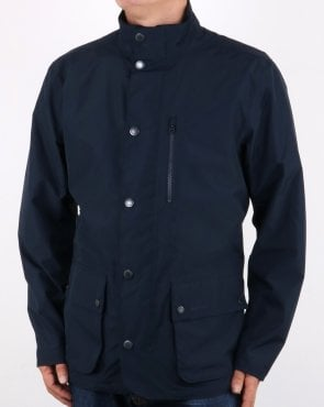 Barbour Urma fully waterproof Jacket Navy