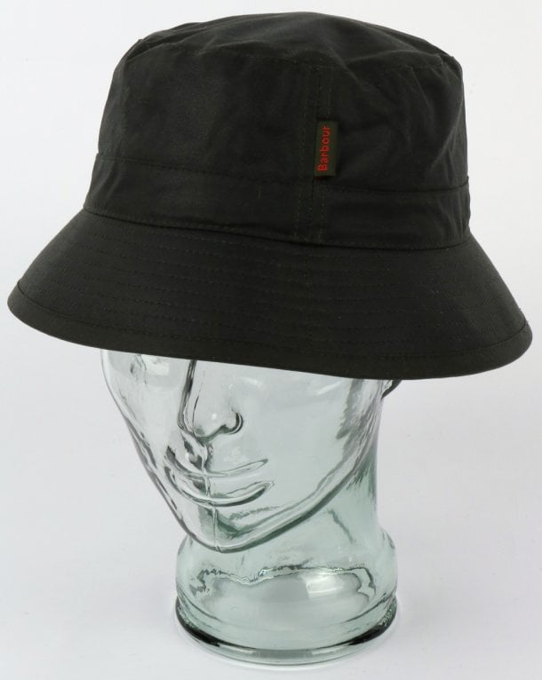 9775dafd ... low cost barbour wax bucket hat sage df57b a214a
