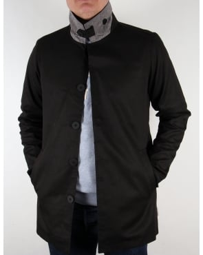 Bellfield Bonded Mac Black