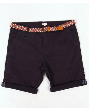 Bellfield Hemmingway Chino Shorts Navy