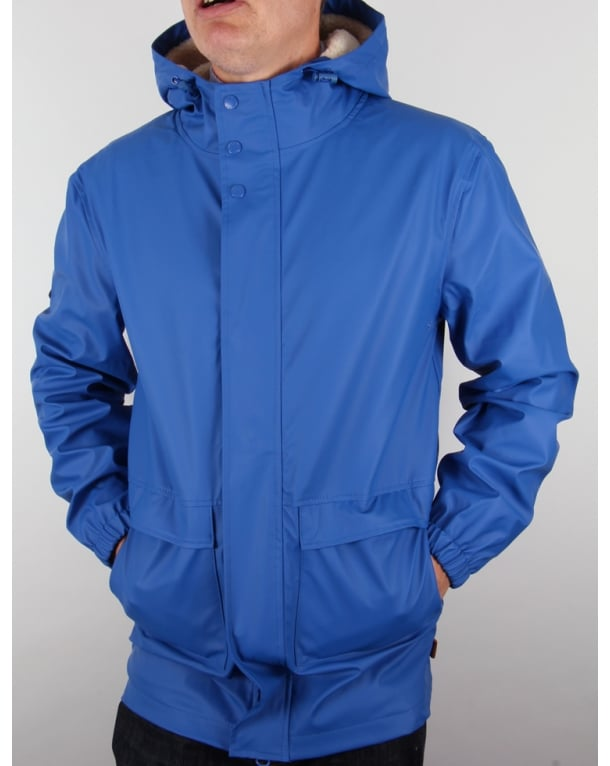 Bellfield Tenant Jacket Cobalt Blue