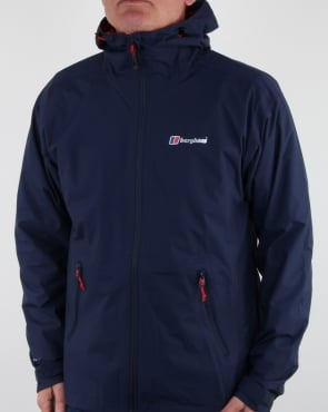 Berghaus Stormcloud Shell Jacket Navy
