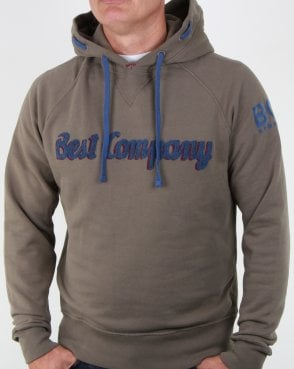 Best Company Overhead Hoody Military Green