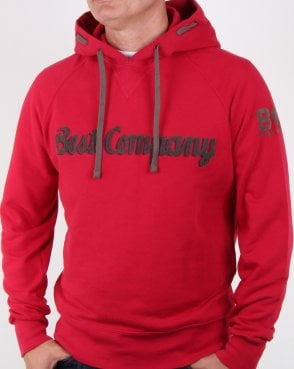 Best Company Overhead Hoody Red