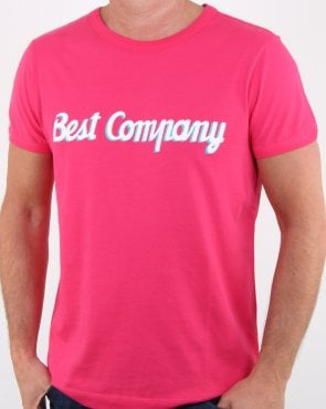 Best Company T-shirt Currant