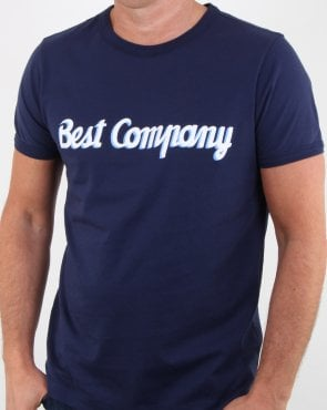 Best Company T-shirt Navy