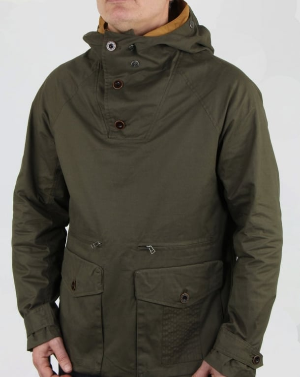Blyth Jacket Khaki by Pretty Green