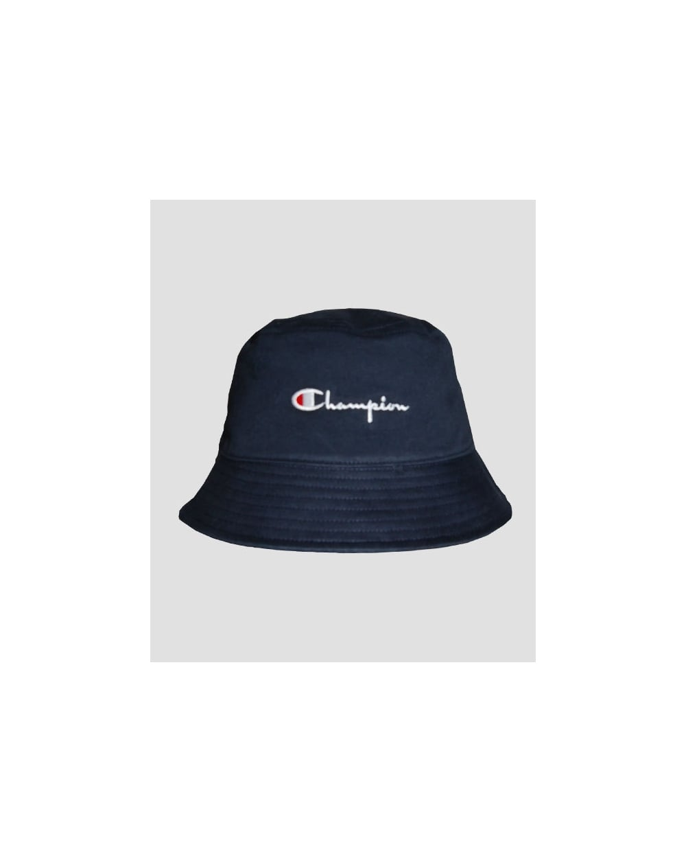 Champion Cotton Twill Bucket Hat Navy