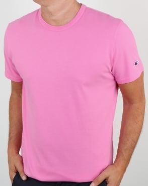 Champion Garment Dyed T-shirt Pink