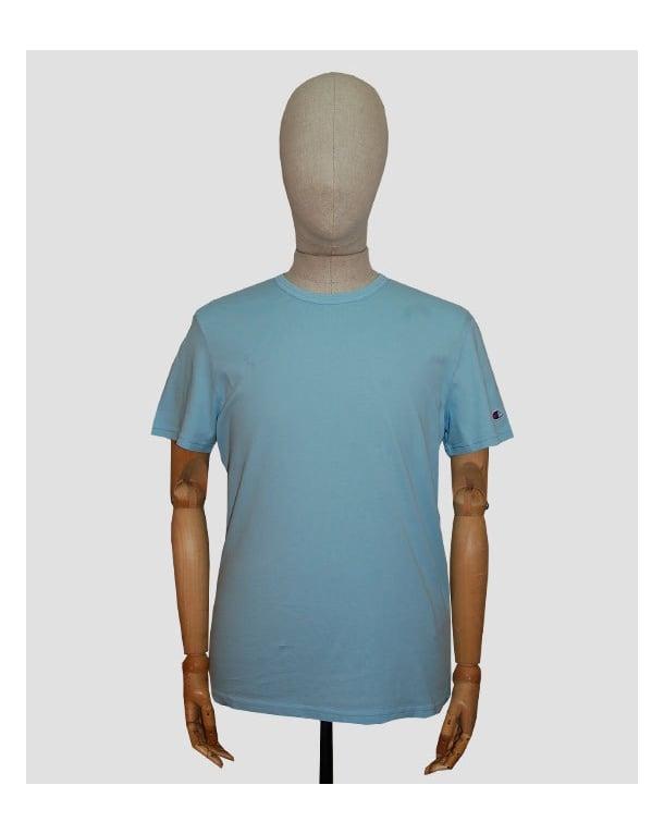 Champion Garment Dyed T-shirt Sky Blue