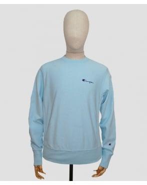 Champion Reverse Weave Sweatshirt Sky Blue