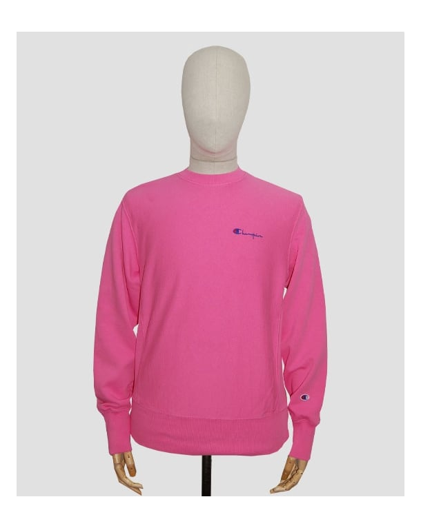 Champion Sweatshirt Pink - Champion from 80s Casual Classics UK
