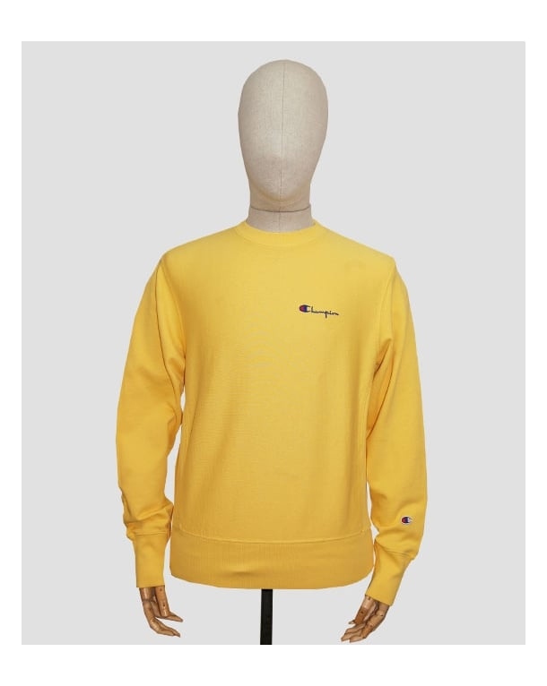 Champion Sweatshirt Yellow