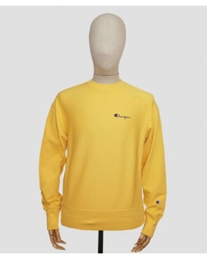 Champion Sweatshirt Yellow