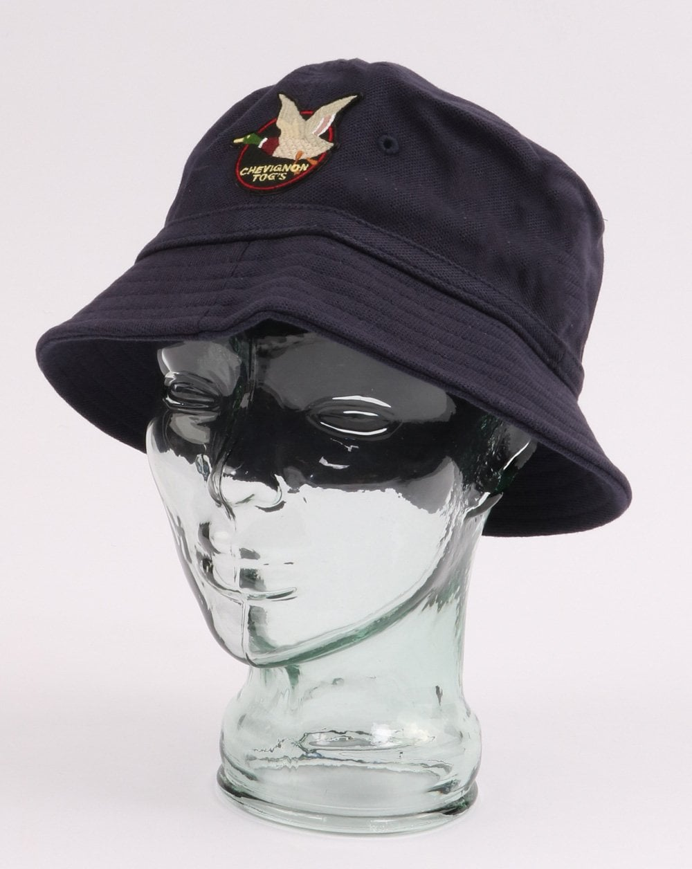 Chevignon Bucket Hat Navy