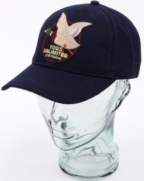 Chevignon Duck Cap Navy