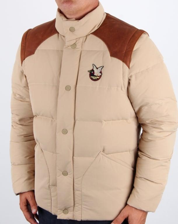 Chevignon K-togs Jacket Beige Chino