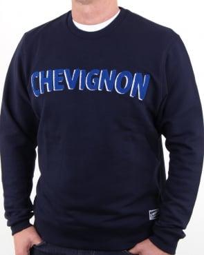 Chevignon Marcel Sweatshirt Navy