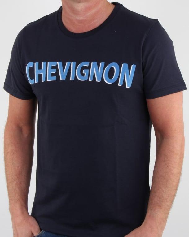 Chevignon Marcel T Shirt Navy