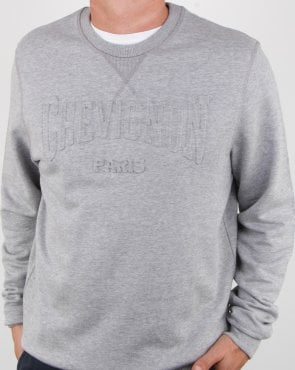 Chevignon Million Sweatshirt Grey Marl