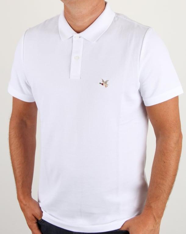Chevignon O-togs Polo Shirt White