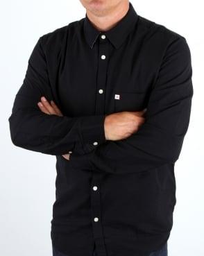 Chevignon Oxford Togs Shirt Black
