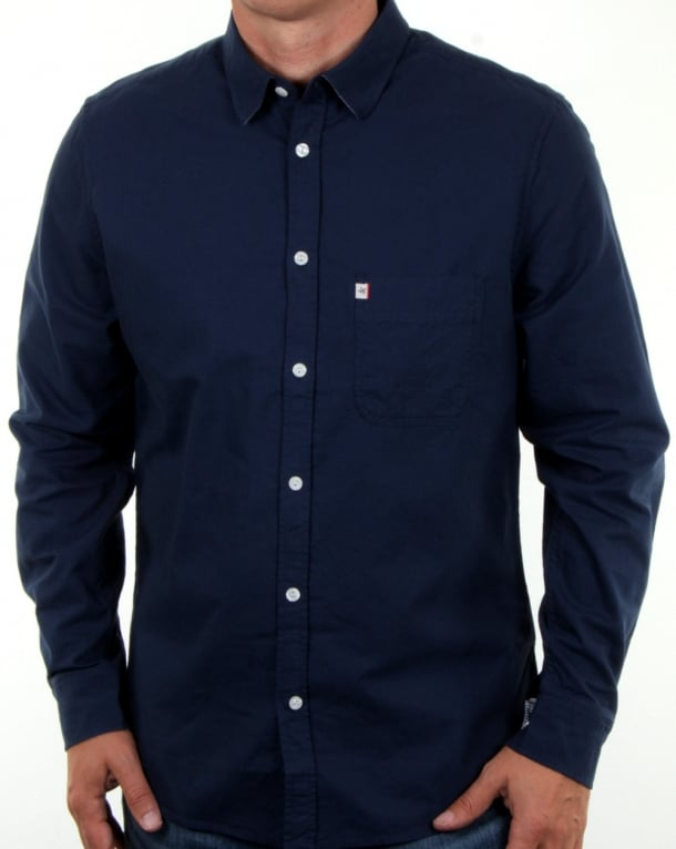Chevignon Oxford Togs Shirt Navy